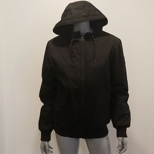 Element winter jacket black size small